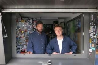 Hear A Previously Unreleased Mount Kimbie x James Blake Collaboration
