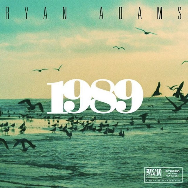 Stream Ryan Adams 1989