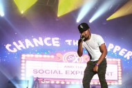"Watch Chance The Rapper Cover Kanye West's ""Family Business"" At Summer Ends Fest"