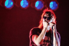 The Strokes Are Back In The Studio