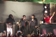 "Watch Damon Albarn Join De La Soul For ""Feel Good Inc."" At Dismaland"