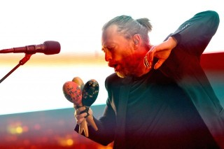 "Hear New Thom Yorke Song ""Villain"" In Rag & Bone NYFW Show"