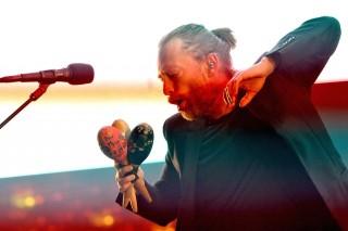 "Hear New Thom Yorke Song ""Villain"" In Rag & Bone NYFW Show"