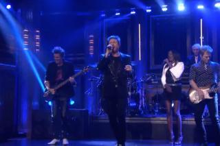 Watch Duran Duran Perform &#8220;Pressure Off&#8221; On <em>Fallon</em>