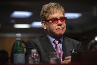Putin Phone Call To Elton John Was A Prank