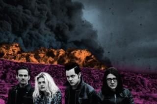 Stream The Dead Weather <em>Dodge And Burn</em>