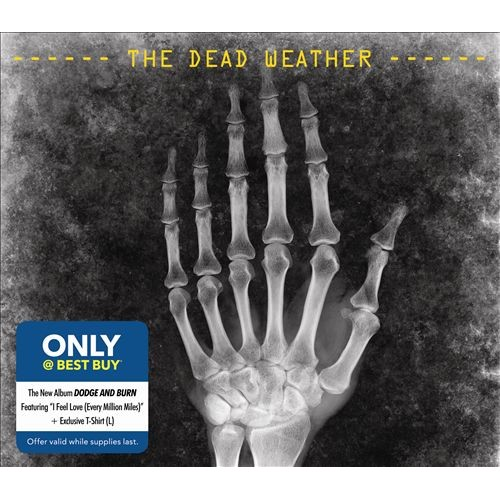 Dead Weather Bassist Has An Extra Finger On New Album Cover