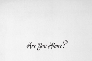 "Majical Cloudz – ""Are You Alone?"""