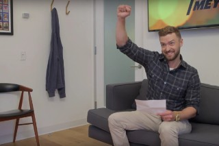 Justin Timberlake Wrote A Theme Song For <em>Late Night With Seth Meyers</em>
