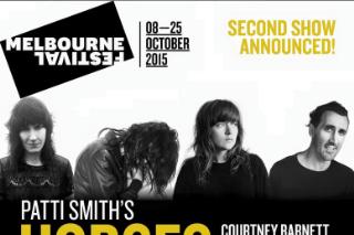 Courtney Barnett Playing Australian Tribute To Patti Smith&#8217;s <em>Horses</em>