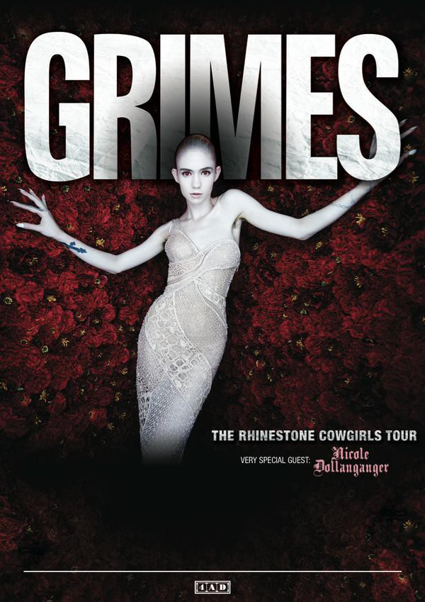 Grimes Announces Rhinestone Cowgirls Tour