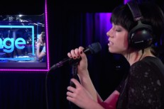 Carly Rae Jepsen in Live Lounge
