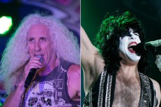 "Twisted Sister Singer To KISS Singer: ""I Will Bury You"""