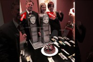 Devo's Jerry Casale Had A 9/11-Themed Wedding