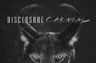 "Disclosure – ""Hourglass"" (Feat. Lion Babe)"