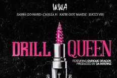 "W.W.A. – ""Drill Queen"" (Feat. Enrique Dragon)"