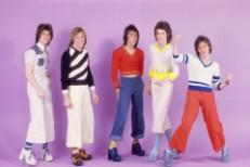 Scottish Boy Band Bay City Rollers Reunion