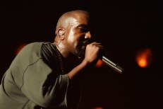 Kanye West To Reportedly Perform <em>SWISH</em> Songs At DNC Fundraiser