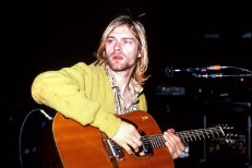 "Kurt Cobain ""And I Love Her""/""Sappy"" 7″ Out This Fall"