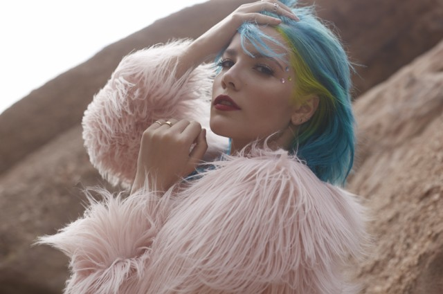 The Week In Pop: Halsey's New Americana Might Actually Be A