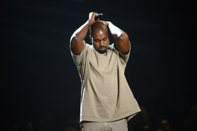 Kanye West at VMAs