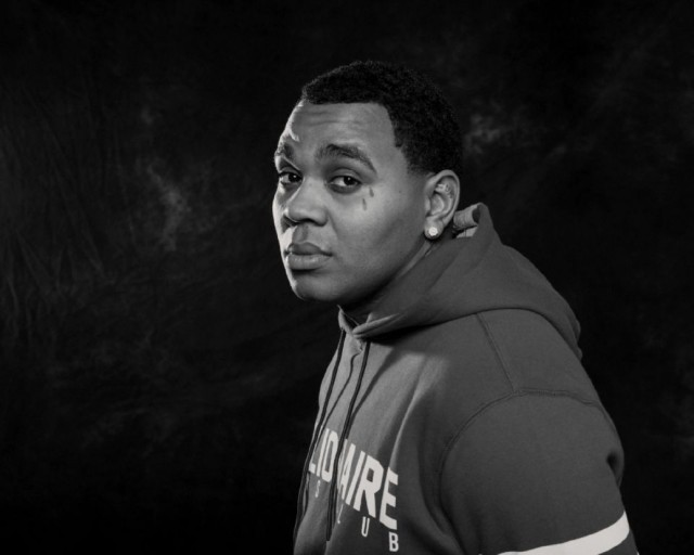 Kevin Gates Charged With Battery For Kicking Female Fan