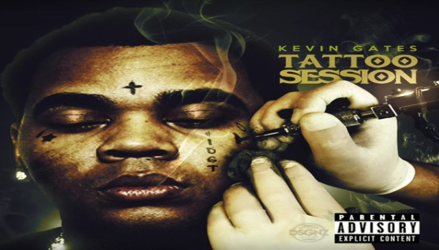 "Kevin Gates – ""Tattoo Session"" - Stereogum"