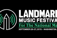 Livestream Landmark Music Festival 2015