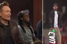 Watch Lil Wayne Tell Conan O'Brien About Becoming A Tony Hawk Character
