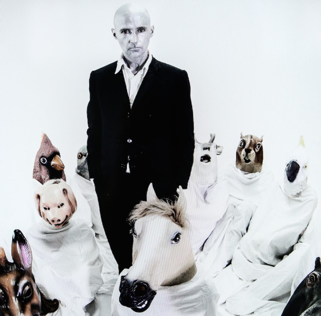 Moby And The Pacific Void Choir