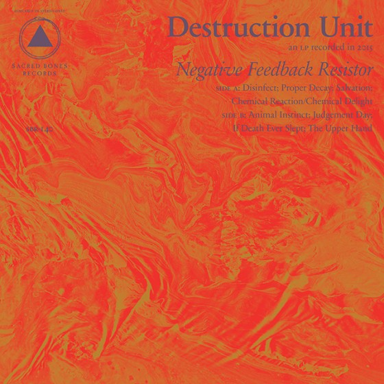 Download Destruction Unit's <em>Negative Feedback Resistor</em> For Free