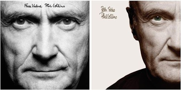 Phil Collins reissues