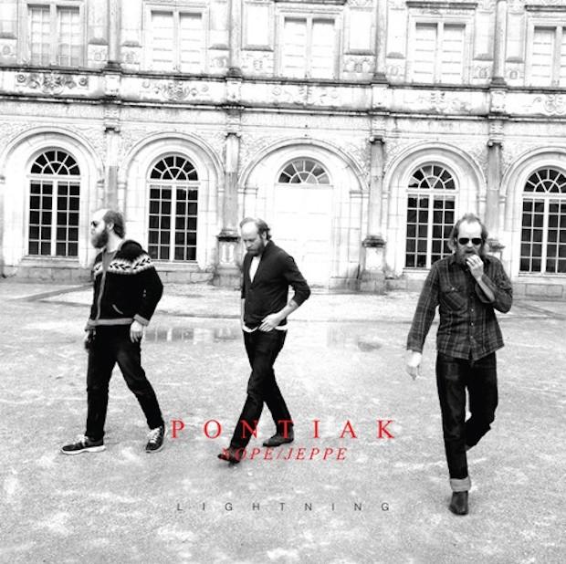 Pontiak - Nope Jeppe EP