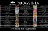 Grimes, TV On The Radio, Tinashe To Play Red Bull Sound Select's 30 Days In LA