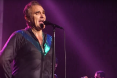 "Watch Morrissey Cover Waylon Jennings' ""Are You Sure Hank Done It This Way"""