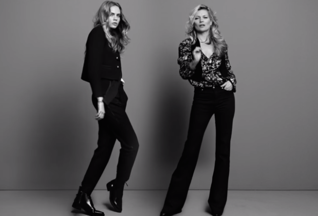 "Chromatics Cover ""Girls Just Want To Have Fun"" For MANGO Ad"