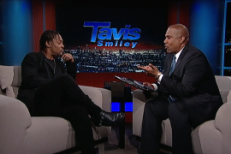 D'Angelo Tavis Smiley Black Messiah