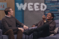 Watch A$AP Rocky Download A Grammy On <em>Comedy Bang! Bang!</em>