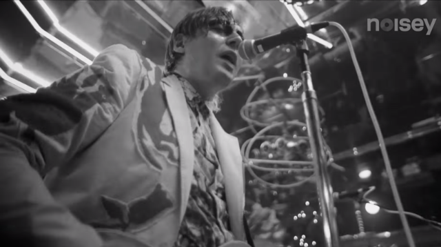 """Watch Arcade Fire Play Unreleased Song """"Get Right"""" In Latest Reflektor Tapes Promo"""