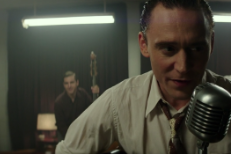 Tom Hiddleston Hank Williams Biopic