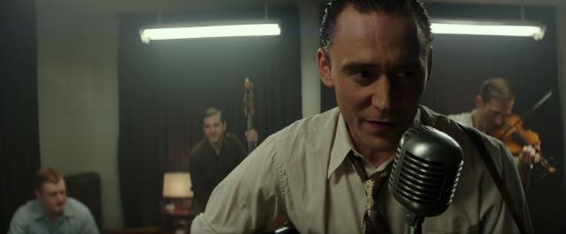 Tom Hiddleston Hank Williams Biopic