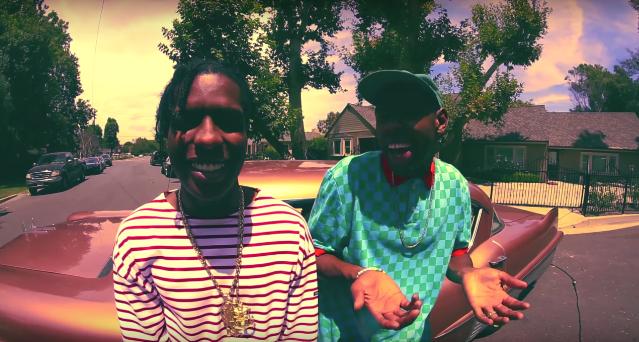 Tyler The Creator ASAP Rocky Tour Promo