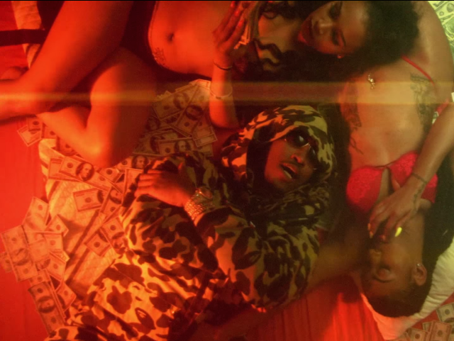 """Future - """"The Percocet & Stripper Joint"""" Video"""