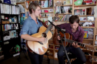 Watch Joan Shelley's Tiny Desk Concert