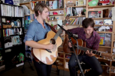 Joan Shelley Nathan Salsburg NPR Tiny Desk