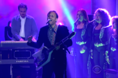 """Watch The Arcs Perform """"Outta My Mind"""" On Colbert"""