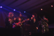 "Watch St. Vincent & Jenny Lewis Cover ""Groove Is In The Heart"" At Trans-Pecos Festival"