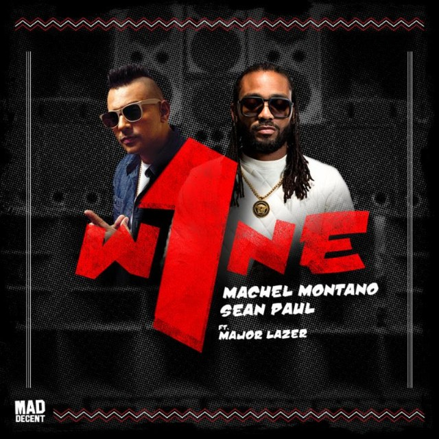 Sean Paul and Machel Montano - One Wine
