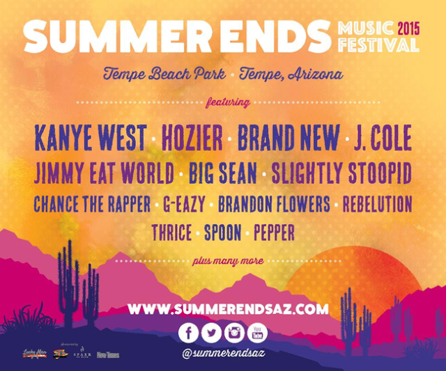"""Ten People Injured Amid """"Chaos"""" At Summer Ends Fest"""