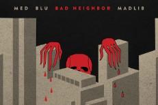 Madlib MF Doom Blu MED Knock Knock Bad Neighbor